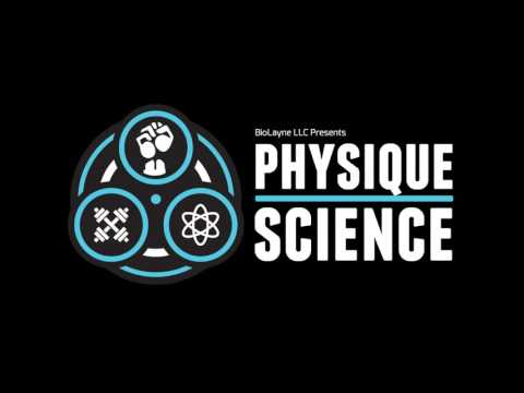 Physique Science Radio Episode 13 - Dr Jason Cholewa Interview