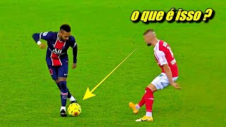 NEYMAR ASSUSTA A FRANÇA COM LANCE SURPREENDENTE !!