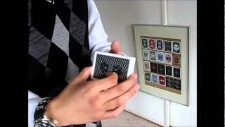 Black Erdnase Acorn Deck Review
