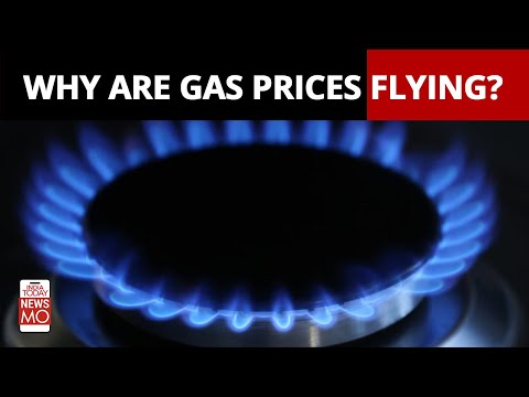 Natural Gas Price Hike: Why Are Prices Rising? | NewsMo | India Today