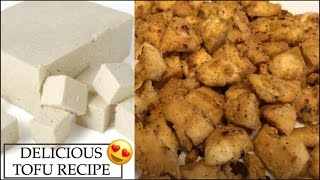 How To Make Tofu Look & Taste Like Chicken