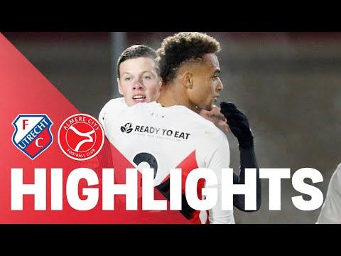 HIGHLIGHTS | Jong FC Utrecht - Almere City FC