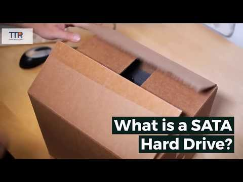 What is a SATA Hard Drive  | TTR Data Recovery Services