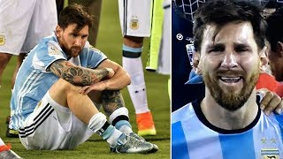 Why Lionel Messi never wins anything with Argentina - Oh My Goal