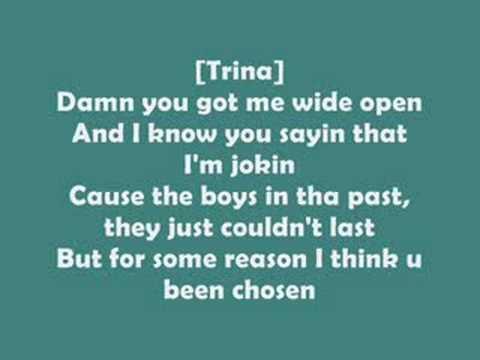 Trina ft. Keyshia Cole- I Got a Thang for You w/lyrics