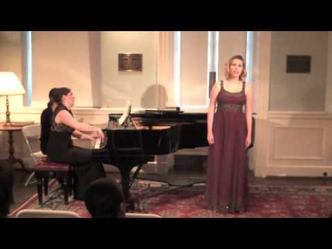 Il pleure dans mon coeur - Claude Debussy (Ariettes oubliees)