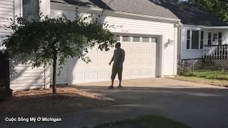 Cuộc Sống Mỹ Vlog 50 II  Đi coi nhà tại Michigan
