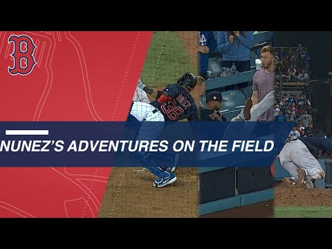 Eduardo Nunez's adventures in Game 3