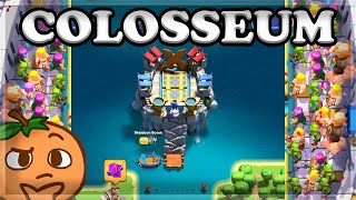 WE'VE FINALLY REACHED THE COLOSSEUM! | Week 5 Clan Wars🍊