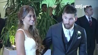 (VTC14)_Dàn sao nổi tiếng đến dự lễ cưới có một không hai của Messi