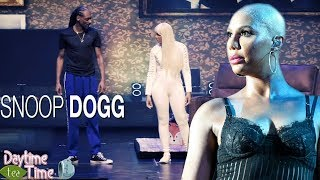 TAMAR BRAXTON's friend TELLS ALL about WHY Tamar QUIT her show with Snoop Dogg (DETAILS inside)!