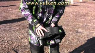 Брюки Valken Redemption Pant Red Scar