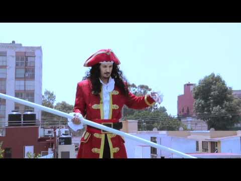 Captain Morgan Reto Legendario - Cuerda floja