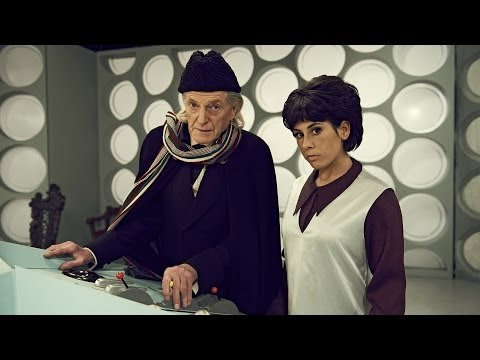 An Adventure in Space and Time'