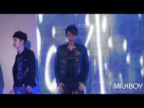 [Fancam] 120602 Genie AR Show - EXO-K 'History' (baekhyun full ver.)
