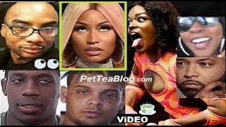 Azealia Banks says Nicki Minaj Finished her Career, Travis Scott Artist Responds, Joe Budden Text ..