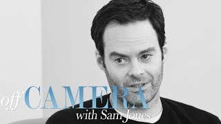 SNL's Bill Hader Didn't Want to Be a Comedian
