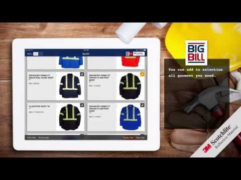 BIG BILL Product Selector APP (Full Length Video)