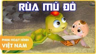 Rùa Mũ Đỏ | Phim Hoạt Hình Việt Nam | Hoạt Hình Cắt Giấy