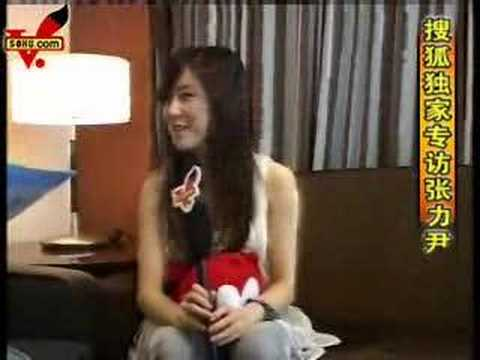 Jang Ri In - Sohu Interview Part 2