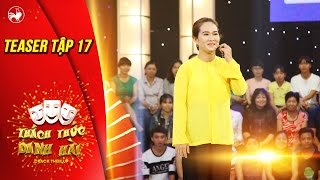 Thách thức danh hài 3 | teaser tập 17 (gala 3): Trấn Thành bật cười khi Cẩm Hà nhắc đến bà xã