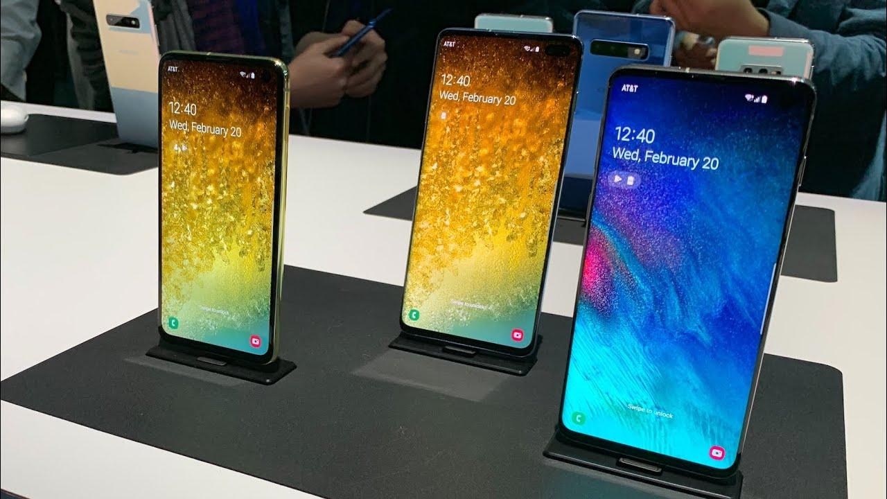 7c7af15271b32 Видеообзор Samsung Galaxy S10 Plus 2019 G975F 8/128Gb Black (SM-G975FZKDSEK)