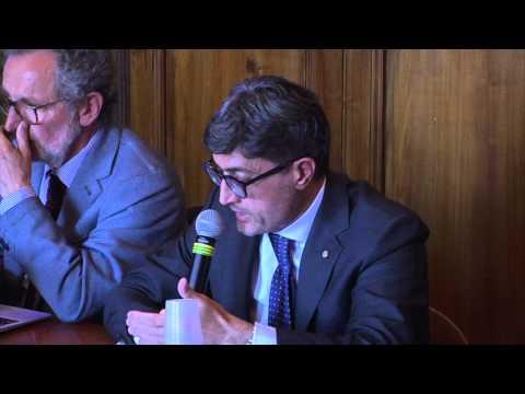 Raffaele Curcio (Sapar) al convegno di Firenze sul gioco pubblico