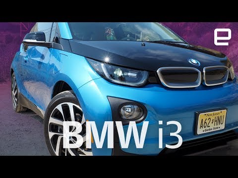BMW i3 with Range Extender review