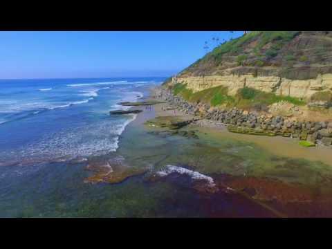 Awesome Encinitas Drone Video - Ariel Drone Video of Enicnitas