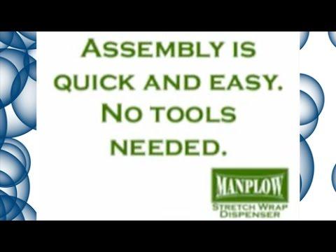Manplow Stretch Wrapper Assembly