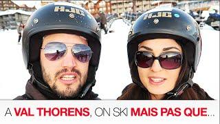 video : MrLEV12 A Val Thorens, on SKIE mais pas que ! en vidéo