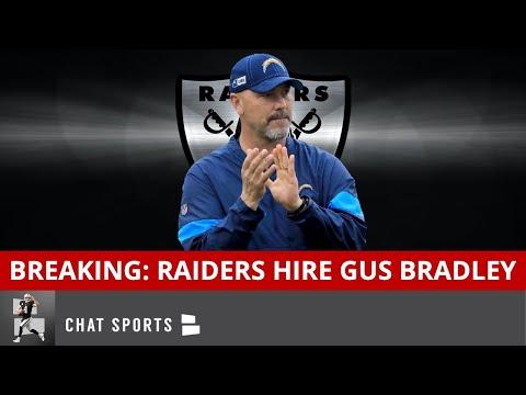 BREAKING: Las Vegas Raiders Hire Gus Bradley As New Defensive Coordinator | Raiders News