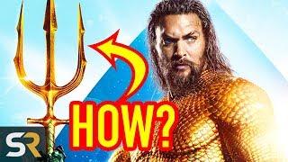 Aquaman's 10 Biggest Unanswered Questions