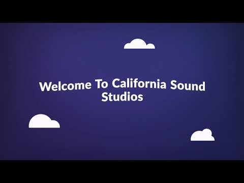 California Sound Studios - Guitar Lessons in Orange County, CA
