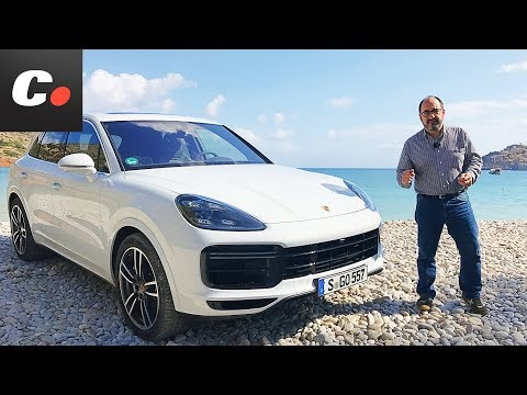 Porsche Cayenne 2017 SUV | Primera prueba / Test / Review en español | coches.net
