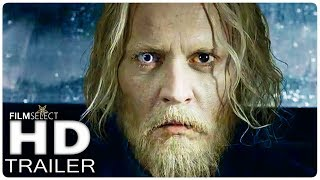 FANTASTIC BEASTS 2 The Crimes of Grindelwald Trailer (2018)