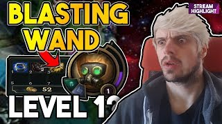 BLASTING WAND AT LEVEL 1? THE CRAZIEST EARLY GAME INVADES! - League of Legends