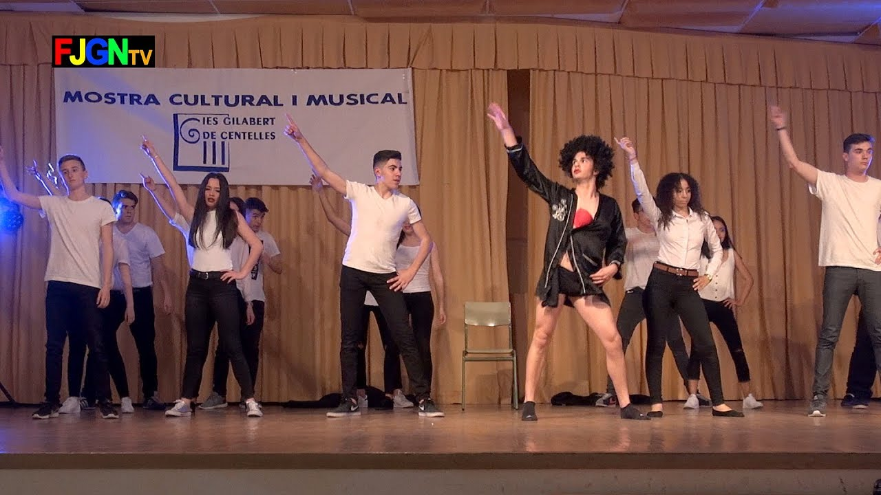 03. We will rock you / I will survive - Bailes Educacion Fisica 2018 IES Nules