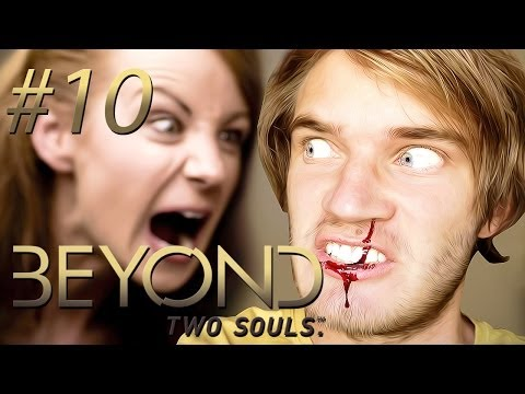 WORST DATE EVER! - Beyond: Two Souls - Gameplay, Walkthrough - Part 10 - Smashpipe Games