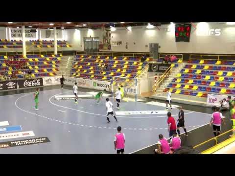 BeSoccer UMA Antequera 2-4 Unión África Ceutí Jornada 6 Segunda División Temp 21/22