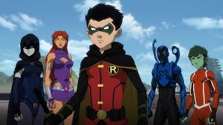 Justice League vs. Teen Titans T HD