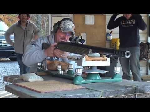 Puška s najvećim kalibrom na svijetu