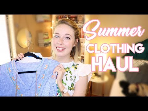 Summer Clothing Try-On Haul: Zara, Madewell, & Other Stories!