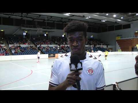 Die Top 3 Spieler von Kwasi Okyere Wriedt (FC St. Pauli II) | ELBKICK.TV
