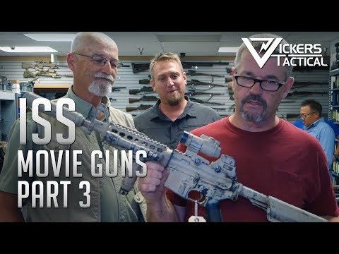 ISS Movie Guns: Part 3