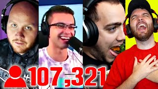 FUNNIEST STREAMER CLIPS OF 2021...
