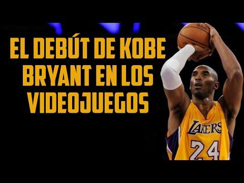 El debut de Kobe Bryant en los videojuegos - NBA Live 97
