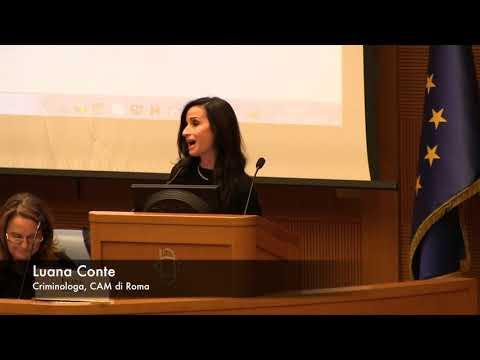 Luana Conte - Criminologa, CAM di Roma