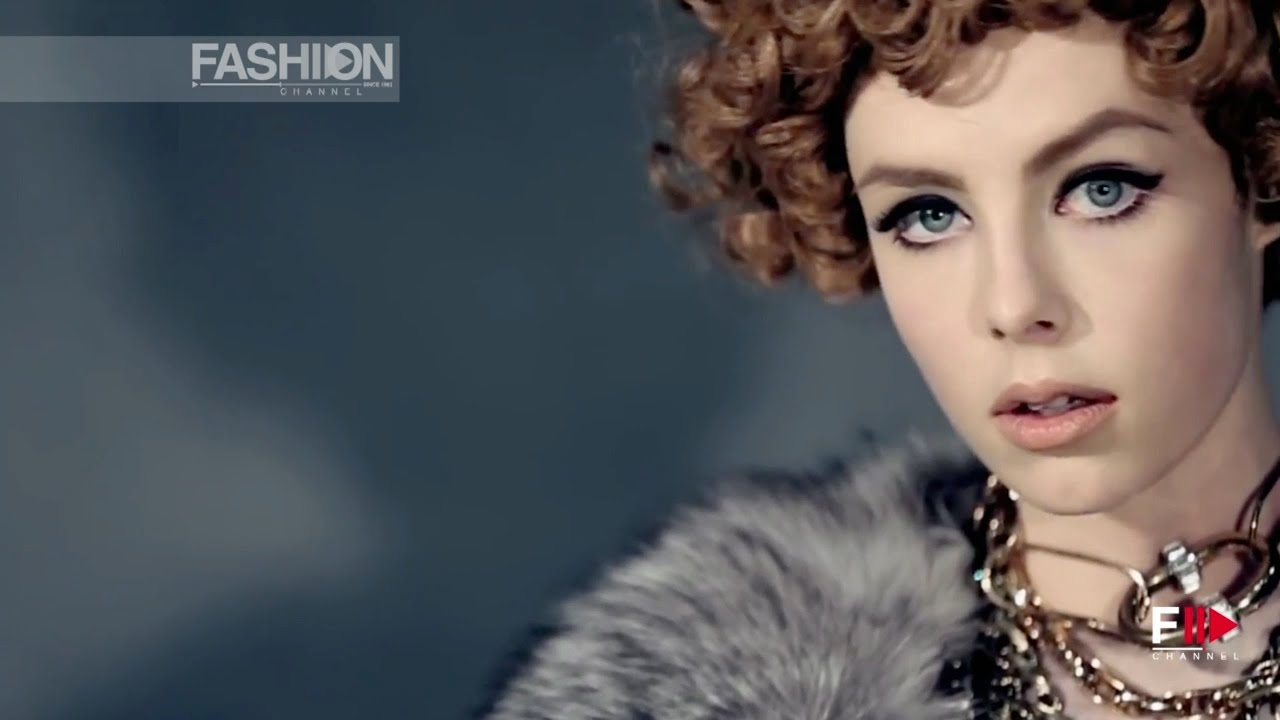 """EDIE CAMPBELL"" Model By Fashion Channel"