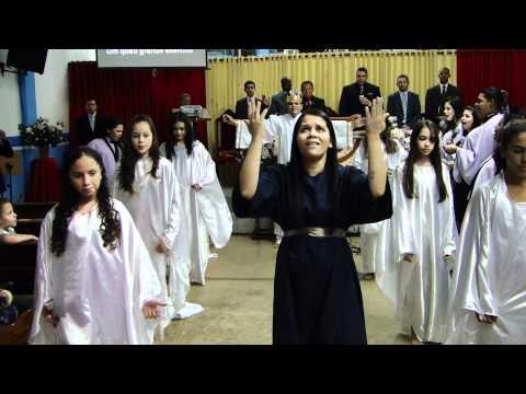 COREOGRAFIA MUSICA SOBRENATURAL (ELIÃ OLIVEIRA) (AD. BELEM BADY)